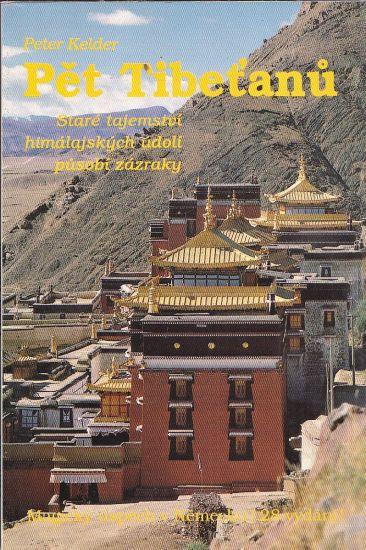 Pet Tibetanu - Kelder Peter | antikvariat - detail knihy