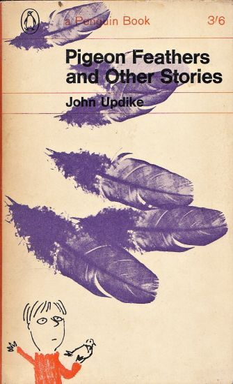 Pigeon Feathers and Other Stories - Updike John | antikvariat - detail knihy