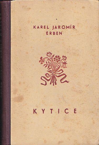 Kytice - Erben Karel Jaromir | antikvariat - detail knihy