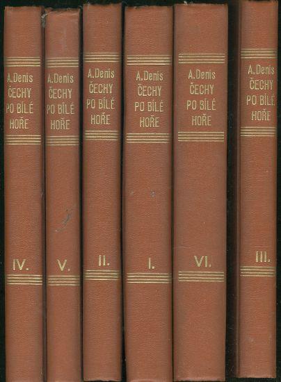 Cechy po Bile hore I  VI - Denis Arnost | antikvariat - detail knihy