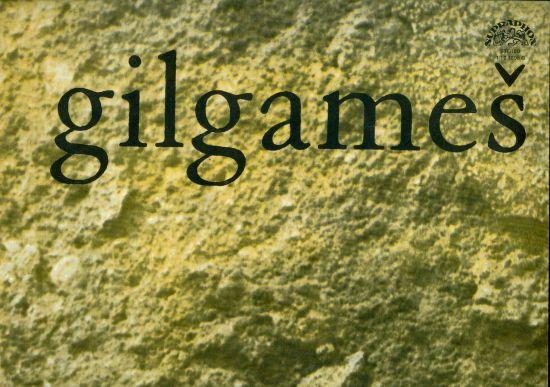 Gilgames - Martinu Bohuslav | antikvariat - detail knihy