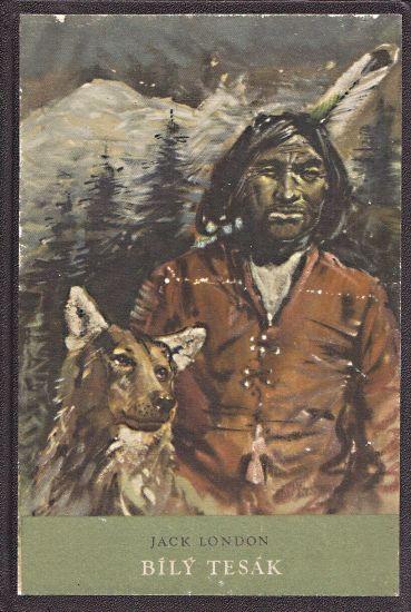 Bily Tesak - London Jack | antikvariat - detail knihy