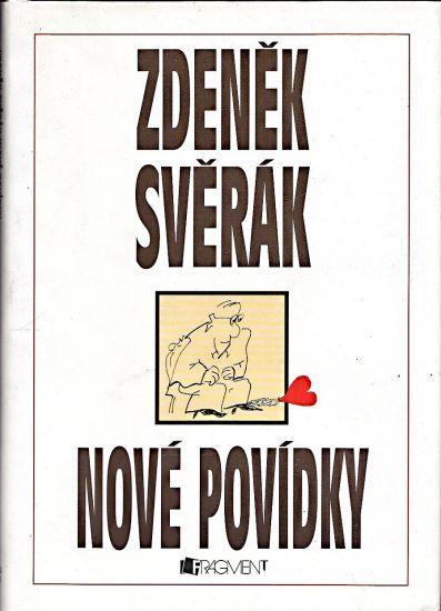 Nove povidky - Sverak Zdenek | antikvariat - detail knihy