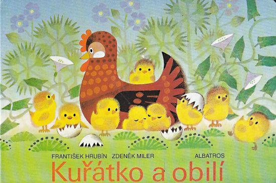 Kuratko a obili - Hrubin Frantisek | antikvariat - detail knihy