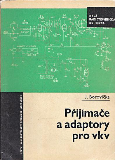 Prijimace a adaptory pro vkv - Borovicka Jiri | antikvariat - detail knihy