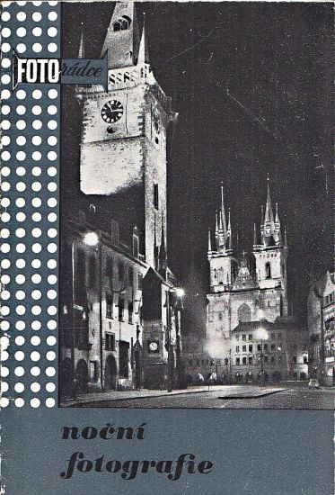 Nocni fotografie - Smid Jaroslav | antikvariat - detail knihy