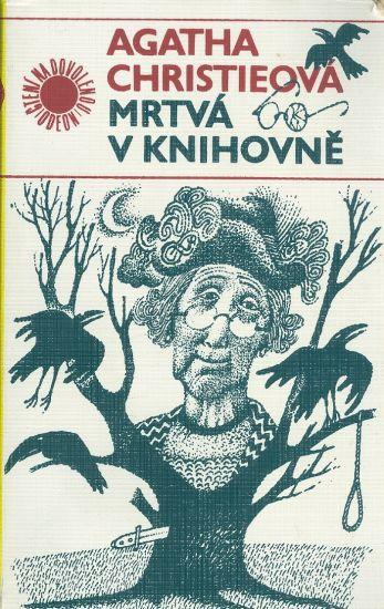 Mrtva v knihovne - Christieova Agatha | antikvariat - detail knihy