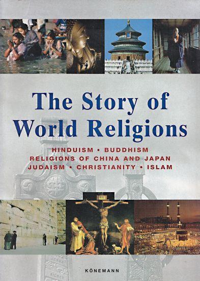 The Story of World Religions - Hattstein Markus   antikvariat - detail knihy