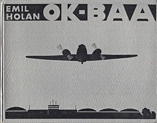OKBAA  Pribehy dopravniho letadla - Holan Emil | antikvariat - detail knihy