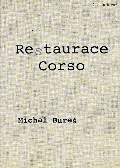 Restaurace Corso - Bures Michal | antikvariat - detail knihy