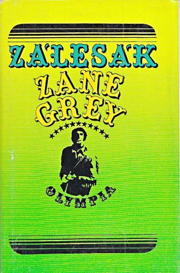 Zalesak - Grey Zane | antikvariat - detail knihy