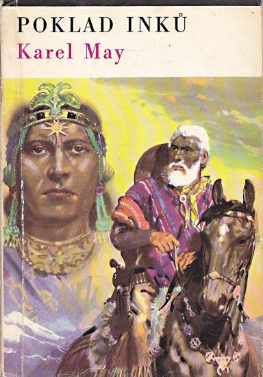 Poklad Inku - May Karel | antikvariat - detail knihy