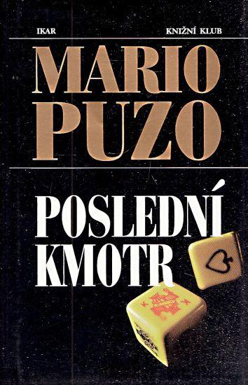 Posledni kmotr - Puzo Mario | antikvariat - detail knihy