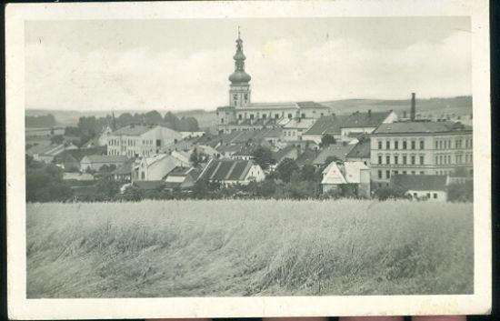Polna | antikvariat - detail pohlednice