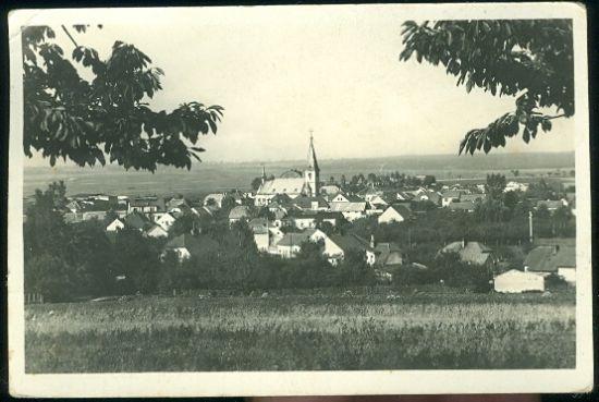 Milovice | antikvariat - detail pohlednice