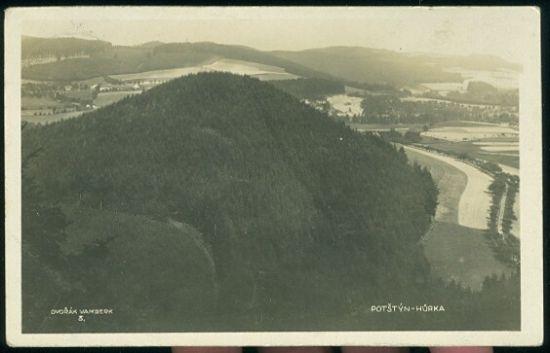 Potstyn  Hurka | antikvariat - detail pohlednice