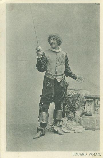 Eduard Vojan | antikvariat - detail pohlednice