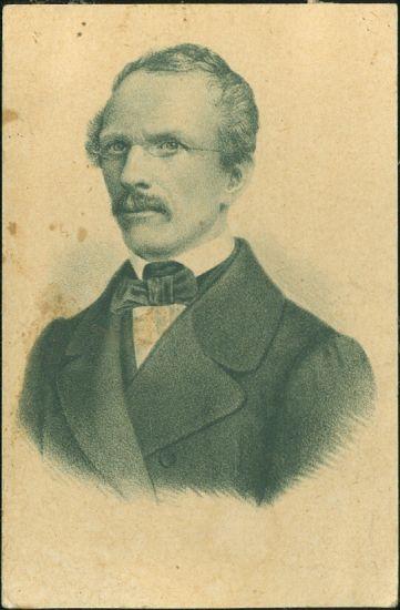 Karel Jaromir Erben | antikvariat - detail pohlednice